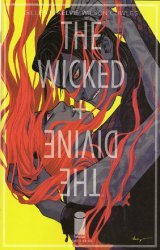 Image's The Wicked + The Divine Issue # 5b