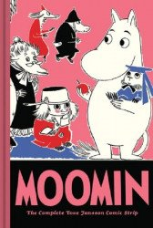 Drawn and Quarterly's Moomin: The Complete Tove Jansson Comic Strip Hard Cover # 5