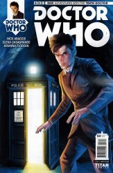 Titan Comics's Doctor Who: 10th Doctor Issue # 3