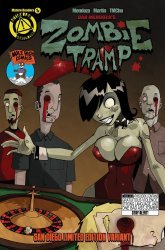 Action Lab Entertainment's Zombie Tramp Issue # 1j