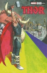 Marvel Comics's Thor Issue # 7comictom 101