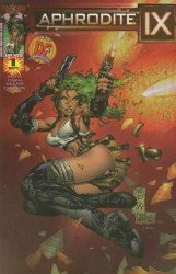 Top Cow's Aphrodite IX Issue # 1h