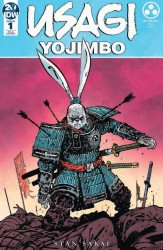 IDW Publishing's Usagi Yojimbo Issue # 1ri