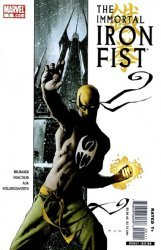 Marvel Comics's The Immortal Iron Fist Issue # 1