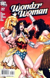 DC Comics's Wonder Woman Issue # 37