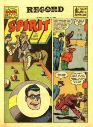 Eisner Studios's The Spirit Weekly Issue # 219