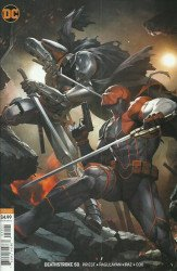 DC Comics's Deathstroke Issue # 50b