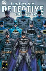 DC Comics's Detective Comics Issue # 1000kings