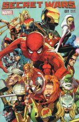 Marvel Comics's Secret Wars Issue # 1dynamic