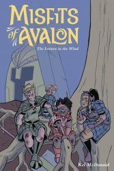 Dark Horse Comics's Misfits Of Avalon TPB # 3