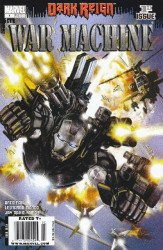 Marvel Comics's War Machine Issue # 1b