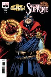 Marvel Comics's Infinity Wars: Soldier Supreme Issue # 1