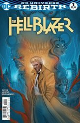 DC Comics's Hellblazer Issue # 1