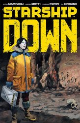 Dark Horse Comics's Starship Down TPB # 1