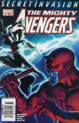 Marvel Comics's Mighty Avengers Issue # 16b