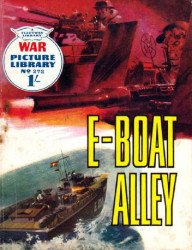Fleetway (AP/IPC)'s War Picture Library Issue # 272