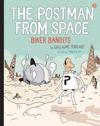 Holiday House's The Postman From Space Hard Cover # 2
