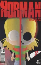 Titan Comics's Norman Issue # 2