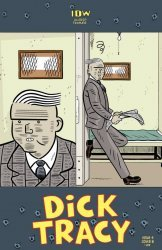 IDW Publishing's Dick Tracy: Dead or Alive Issue # 4b