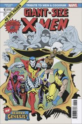 Marvel Comics's Giant-Size X-Men Tribute Giant Size # 1b