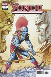 Marvel Comics's Yondu Issue # 3b