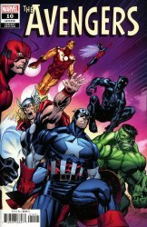 Marvel Comics's The Avengers Issue # 10d