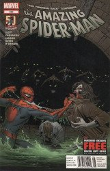 Marvel Comics's Amazing Spider-Man Issue # 690b