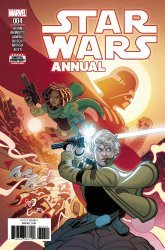 Marvel Comics's Star Wars Annual # 4