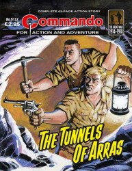 D.C. Thomson & Co.'s Commando: For Action and Adventure Issue # 5117