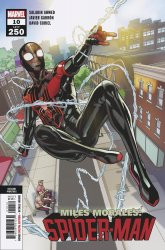 Marvel Comics's Miles Morales: Spider-Man Issue # 10 - 2nd print