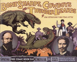 G T Labs's Bone Sharps, Cowboys and Thunder Lizards Issue fcbd