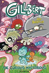 Papercutz's Gillbert The Little Merman Hard Cover # 2