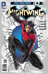 DC Comics's Nightwing Issue # 0