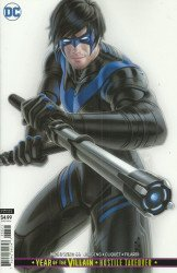 DC Comics's Nightwing Issue # 66b