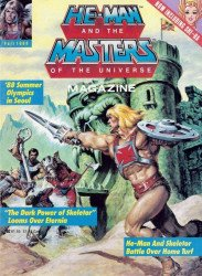 Welsh Publishing Group's He-Man and the Masters of the Universe Issue # 16