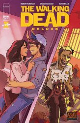 Image Comics's Walking Dead: Deluxe Issue # 15e