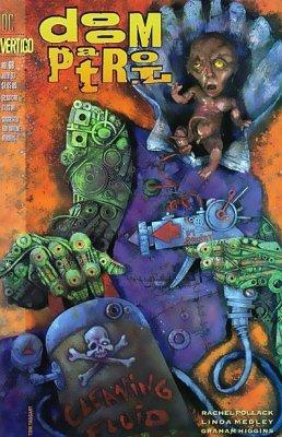 Doom patrol (vol 2) # 54 mint (nm) dc vertigo comics modern age