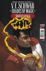 Titan Comics's Shades of Magic: The Steel Prince Issue # 6
