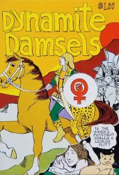 Roberta Gregory's Dynamite Damsels Issue # 1