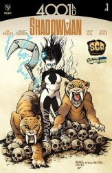 Valiant Entertainment's 4001 AD: Shadowman Issue # 1ttcc
