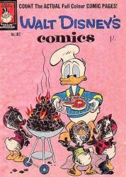 W.G.(Wogan)Publications's Walt Disney's Comics Issue # 182