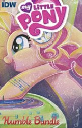 IDW Publishing's My Little Pony: Humble Bundle Soft Cover # 1