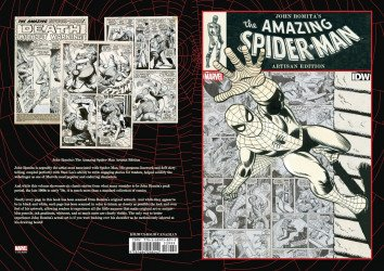 IDW Publishing's John Romita's Amazing Spider-Man: Artisan Edition TPB # 1
