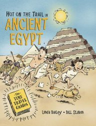 Kids Can Press's Hot On The Trail: In Ancient Egypt Soft Cover # 1