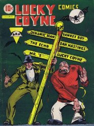Rucker Publications Ltd.'s Lucky Coyne Comics Issue # 1