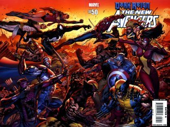 Marvel Comics's The New Avengers Issue # 50