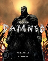 Black Label's Batman: Damned Issue # 2b