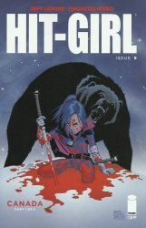 Image Comics's Hit-Girl Issue # 5