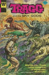 Gold Key's Tragg and the Sky Gods Issue # 2whitman