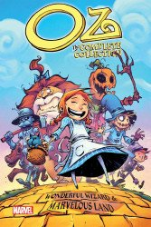 Marvel Comics's Oz: The Complete Collection Soft Cover # 1